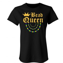 Mardi Gras Bead Queen