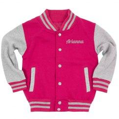 Arianna's jacket