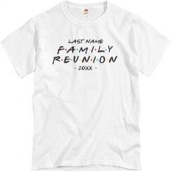 Friends Family Reunion