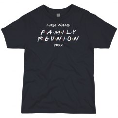 Custom Kids Friendly Family Reunion