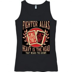 "FA ""Heavy is The Head"" Women's Tank"