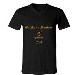 Men's shirt desire
