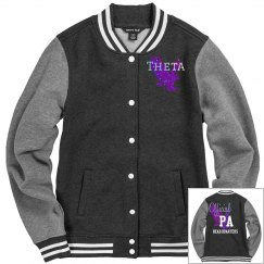 Official HQ Letterman JACKET