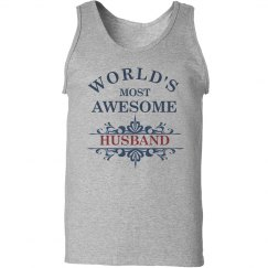 Awesome husband