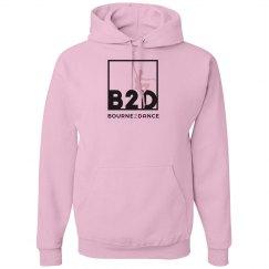 B2D hoodie