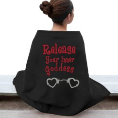 Inner Goddess Blanket