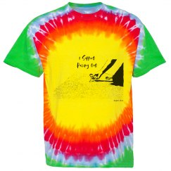 I Support Pulling Out - Men / Unisex - Tie Dye Tee