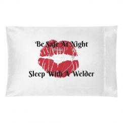 Welder Pillowcase
