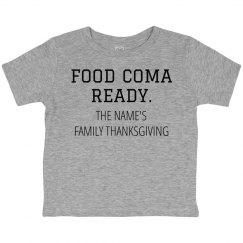 Funny Custom Family Thanksgiving