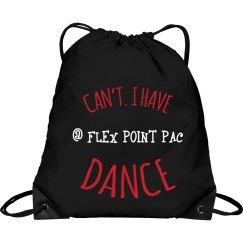 Flex Point Drawstring Bag