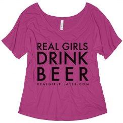 2019 Real Girls Drink Beer