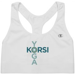 Korsi - Find your center (Sports Bra)