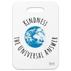 Bag tag universal answer