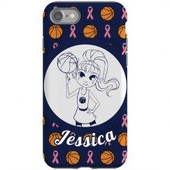 Basketball Girl Pattern