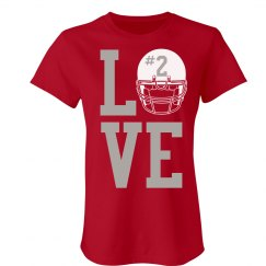 Football Girlfriend Love