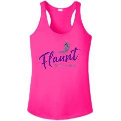 Flaunt Dance Studio - Pink