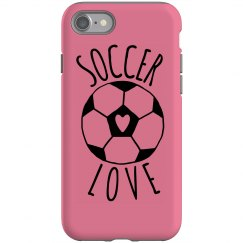 Soccer Love Phone Case