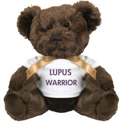 Teddy Bear Lupus warrior