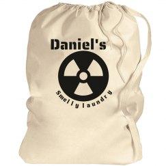 Daniel's smelly laundry