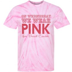 Wear Pink For Cancer