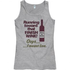 Finish Wine!
