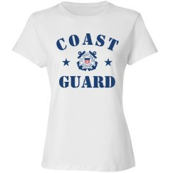 Simple Coast Guard Emblem