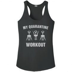 Bottle Opener Quarantine Workout Tank