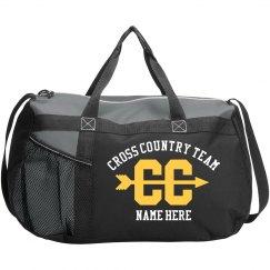 Custom Cross Country Bag