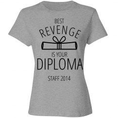 Best Revenge - Diploma