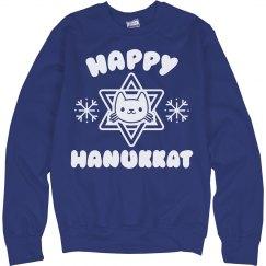 Have a Happy Hanukkat