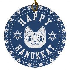 Hanukkat Hanukkah Ornament