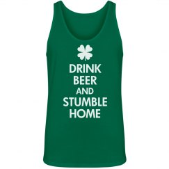 Drink Beer Stumble Home