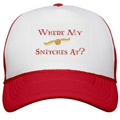 Where My Snitches At?