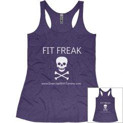 Fit Freak Purple