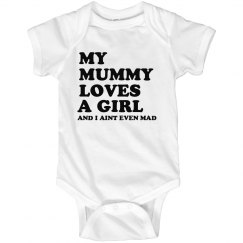 My Mummy Love Onesie