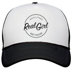 2018 Real Girl Snapback Trucker Hat