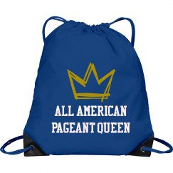 All American Pageant Shoe Bag