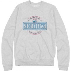 SERtified Crewneck Sweatshirt