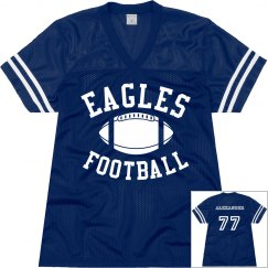 Eagles Football Jersey