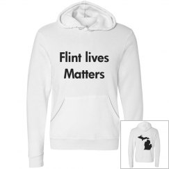 Flint lives matter Hoodies
