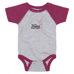 Infant Bodysuit Hot Pink