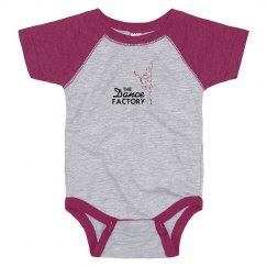 Infant Bodysuit Hot Pink