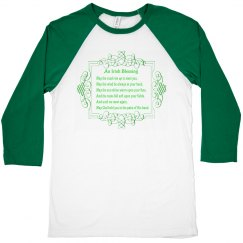 Irish Blessing Shirt