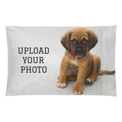 Cute Custom Pet Upload Pillow