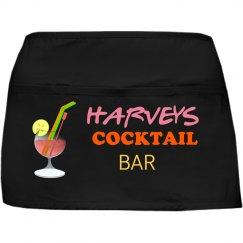 Cocktail Business Apron
