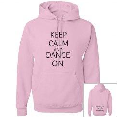 Keep Calm Sweatshirt-Adult