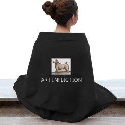 Art Infliction Blanket