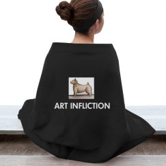 Art Infliction Blanket