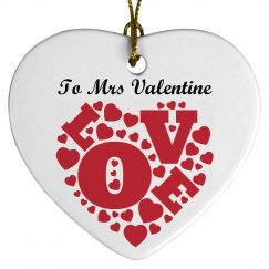 Mrs Valentine