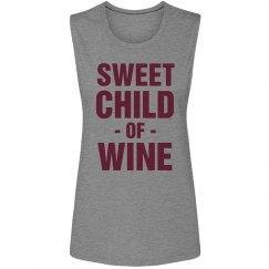 Sweet Child Of Wine Humor